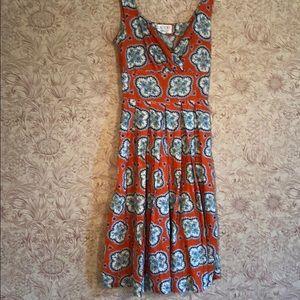 Lazybones From Australia dress XS full skirt